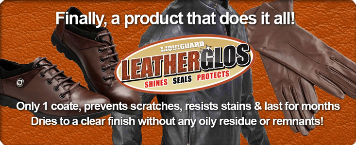 Leather Care Products designed to protect and enhance all natural leather.